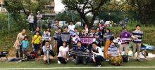 2019年10月 6日 若手の会「ラグビー 同志社 vs 慶應義塾 定期戦を応援にいこう!」の実施報告