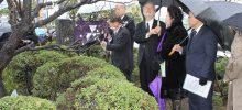 2020年 1月23日 同志社創立者 新島襄 終焉の地 碑前祭 の開催報告